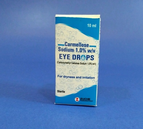 Carboxymethyl Cellulose Sodium Eye Drops