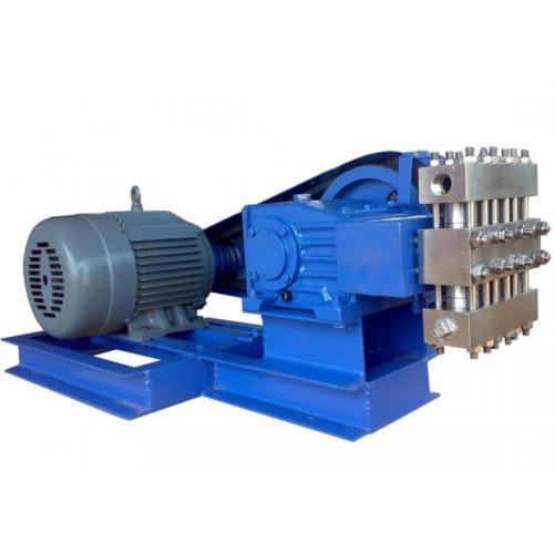 High Presure Triplex Plunger Pump