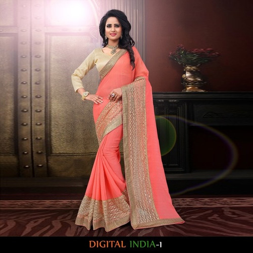 Fancy Ladies Saree in  Umarwada