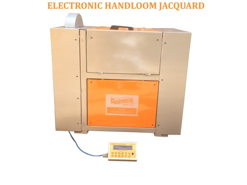 Handloom Electronic Jacquard Machine