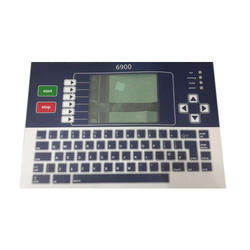 Custom Flexible Membrane Keypad
