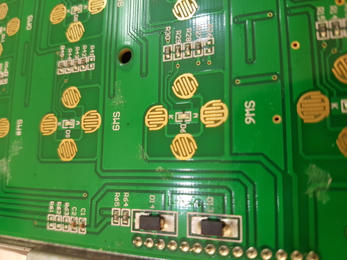 PCB Based Membrane Keyboards
