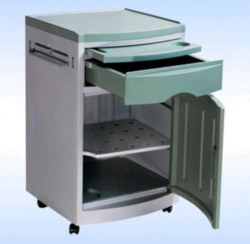 Hospital ABS Bedside Cabinets