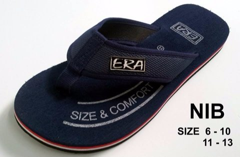 Men Rubber Slipper in  Mayapuri - Ii
