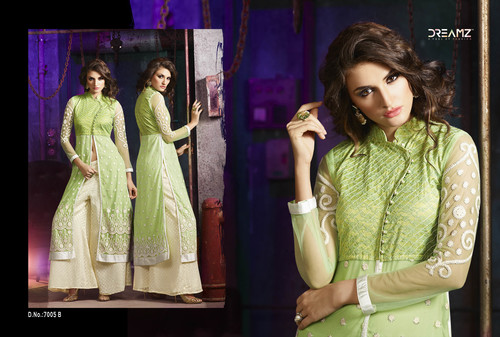 b82ce61c7b Fancy Designer Dreamz Suit Collection in Mumbai, Maharashtra - KRIVI ...