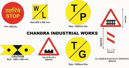 Railway Signal Boards