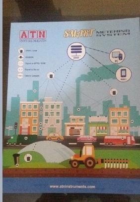 Smart Water Metering System in  Laggere Road
