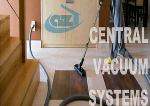 Central Home Vacuum Cleaner