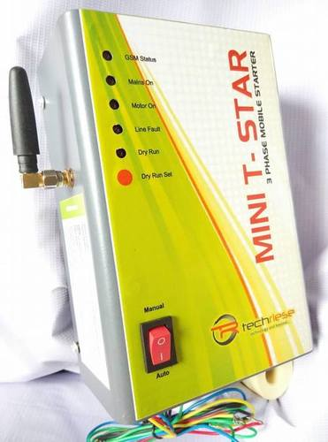 Mini T-Star Mobile Pump Starter With Missed Call Function in  Akurdi