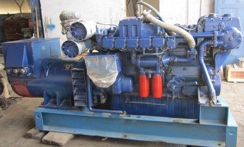 Volvo Penta Tamd 122a Diesel Generator
