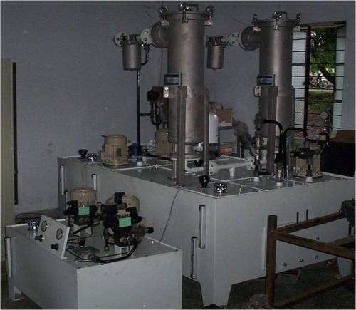 Industrial Fluid Filtration Systems