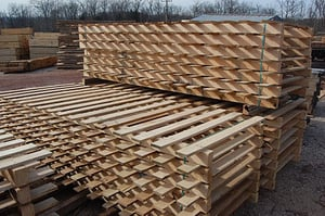 Industrial Use Wooden Pallets