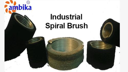 Industrial Spiral Brushes