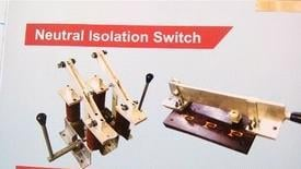 Neutral Isolation Switch