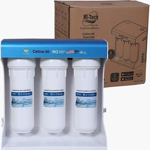 Under Sink R O  50 LPH - Hi-Tech Sweet Water Technologies Pvt  Ltd