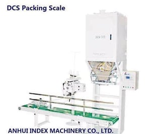 Food Fodder Chemicals Rice DCS Packing Scale Machinery