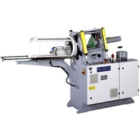 Automatic Label Punching Machine