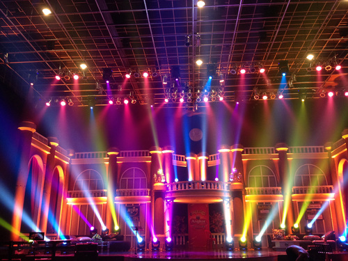Intelligent Stage Lighting Installation Service