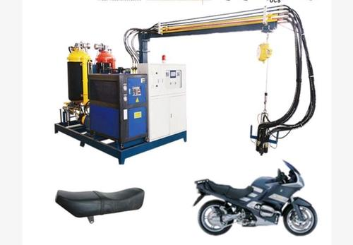 High Pressure Polyurethane Foam Machine For Motorcycle Seat