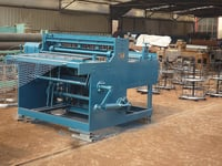 Poultry Cage Panel Making Wire Mesh Welding Machine