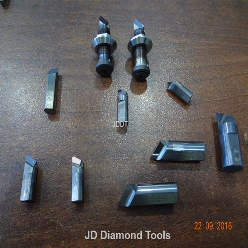 Pcd Micro Boring Tool