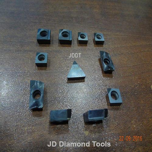 PCD Milling Inserts