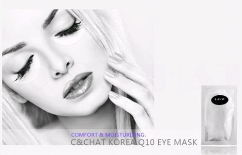 C & Chat Q10 Eyelash Extension Eye Patch