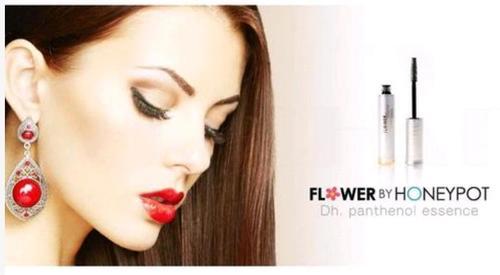 Finest Quality Flower By Honeypot Eyelash Dl-Phantanol Essence