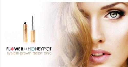 Flower By Honeypot Eyelash Growth Factor Tonic