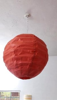 Hand Made Paper Lampshade