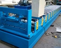 Roll Forming Machines Of Color Panel Sheeting