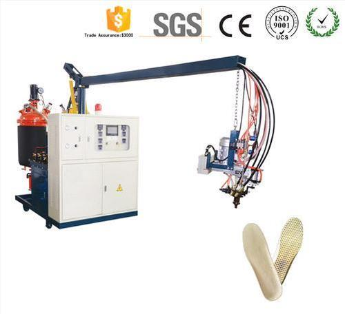 Low Pressure Polyurethane Pu Foam Injection Moulding Machine For Shoe Sole