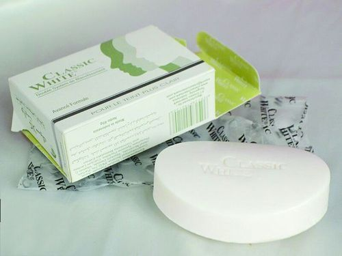 Classic White Soap Twin Whitening System From Indonesia