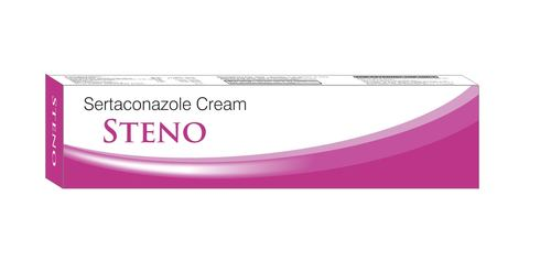 STENO ( SERTACONAZOLE NITRATE 2% W/W CREAM )