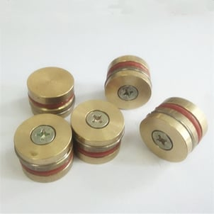 Brass Water Cooling Plug