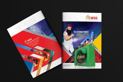 Catalog Brochure Designing Printing Services