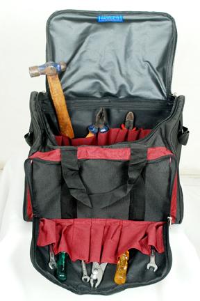 Heavy Duty Backpack Tool Bag (Heavy)