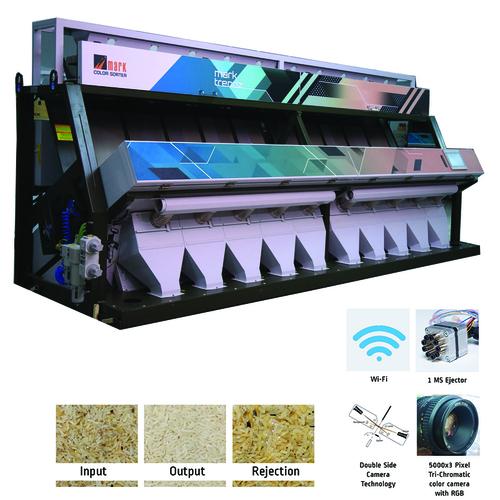 Smart X - 60 Rice Color Sorter