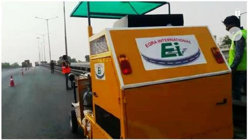 Fully Automatic Road Marking Machines