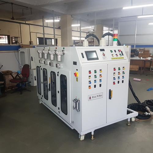 Evacuation Based Liquid Dispensing System / Evac N Fill Liquid Dispensing System
