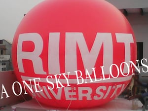 High Quality Sky Advertising Balloons
