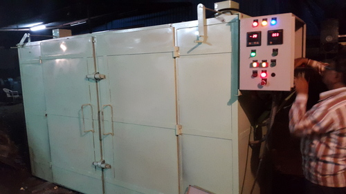 Electric Type Tray Dryer