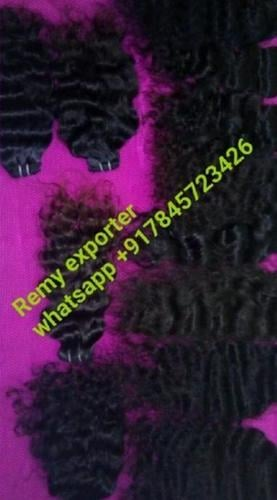 Natural Indian Human Remy Hair Extension