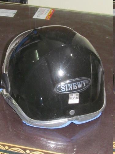 Sinewy Open Face Helmet