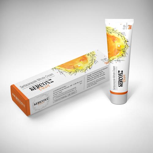 Serconz Cream (Sertaconazole Nitrate Cream)