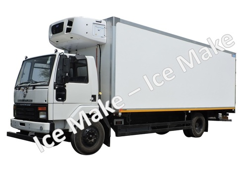 Latest Refrigerated Van