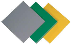 Pvc Sheets For Industrial Usage