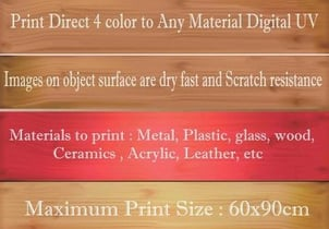 Wood Printing Services