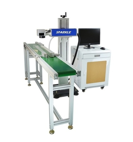Rotary Automation Marking Machine