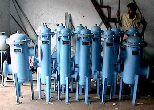 Filtration Equipment For Textile Industry